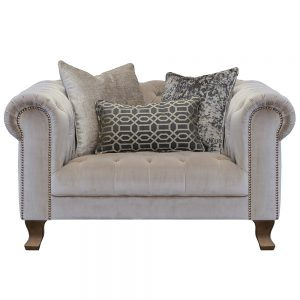 WESTWOOD Snuggler DEEP Grade A Fabric with Option 1/2 cushions