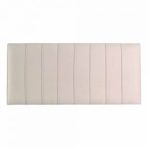 Small Single Euro wide Headboard Standard Fabric