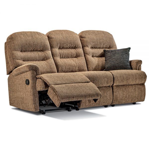 KESWICK Small Reclining 3-seater Cover - Fabric 1