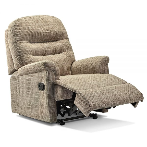 KESWICK Petite Powered Recliner Cover - Fabric 1