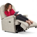 KESWICK Standard Powered Recliner Cover - Fabric 1