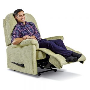 KESWICK Royale Recliner Cover - Fabric 1