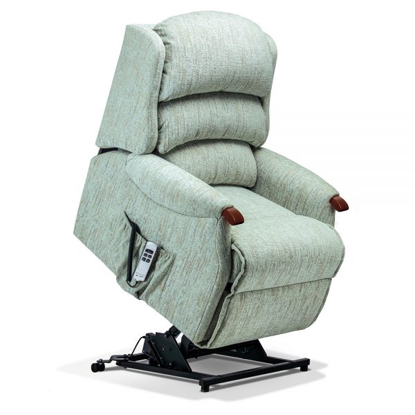 MALHAM Royale 2-motor Electric Riser Recliner Cover - Fabric 1