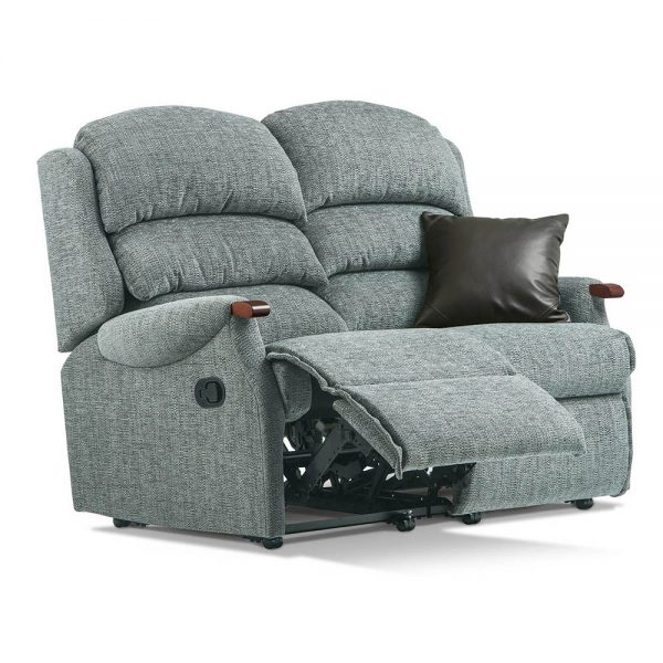 MALHAM Standard Reclining 2-seater Cover - Fabric 1