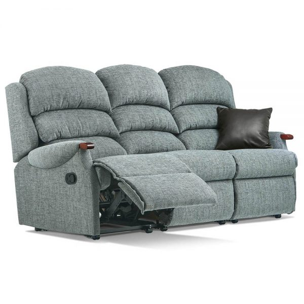 MALHAM Standard Reclining 3-seater Cover - Fabric 1