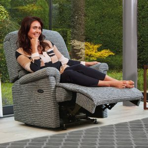 NEVADA Royale Powered Recliner Cover - Fabric 1