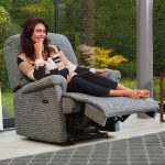 NEVADA Standard Powered Recliner Cover - Fabric 1