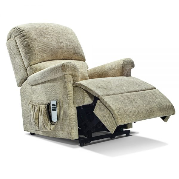 NEVADA Small 1-motor Electric Riser Recliner Cover - Fabric 1