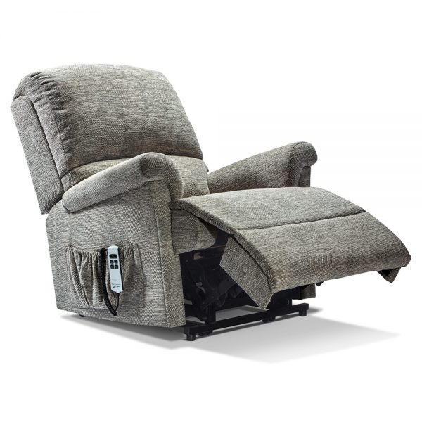 NEVADA Royale 1-motor Electric Riser Recliner Cover - Fabric 1