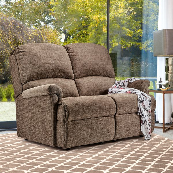 NEVADA Standard Fixed 2-seater Cover - Fabric 1