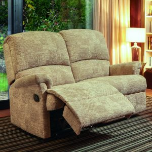 NEVADA Small Reclining 2-seater Cover - Fabric 1