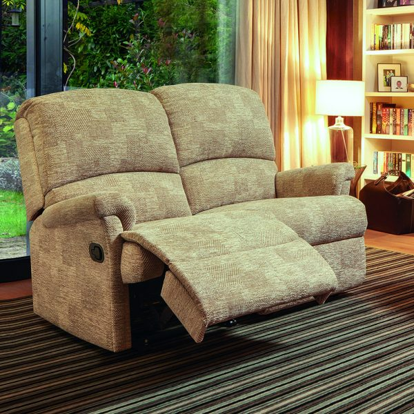 NEVADA Standard Reclining 2-seater Cover - Fabric 1