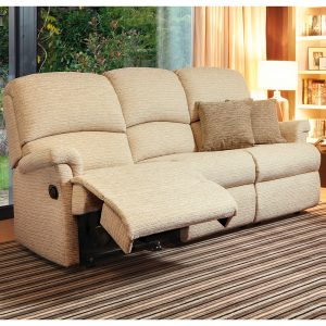 NEVADA Small Reclining 3-seater Cover - Fabric 1