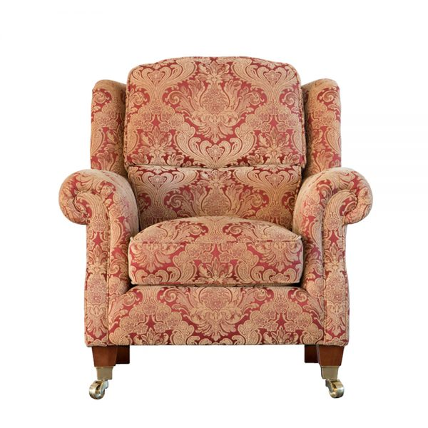 HENLEY Armchair  Fabric Options - Grade A