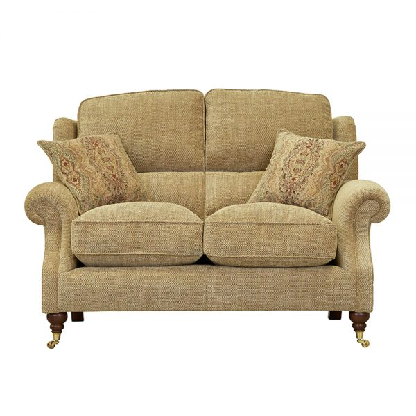 HENLEY 2 Seater Sofa includes 2 standard scatter cushions Fabric Options - Grade A