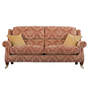 HENLEY Large 2 Seater Sofa includes 2 standard scatter cushions Fabric Options - Grade A