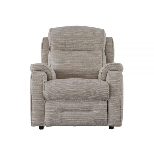 BOSTON Armchair Static  Fabric Options - Grade A