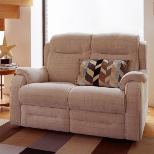 BOSTON 2 Seater Sofa Static  Fabric Options - Grade A