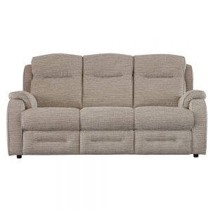 BOSTON 3 Seater Sofa Static  Fabric Options - Grade A