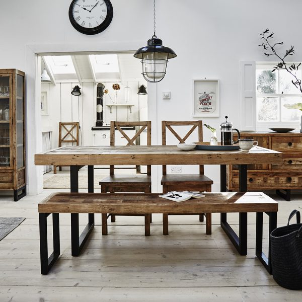 Kennedy 180cm Dining Table