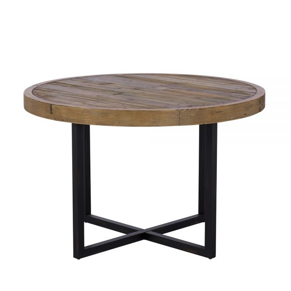 Kennedy 120cm Round Dining Table