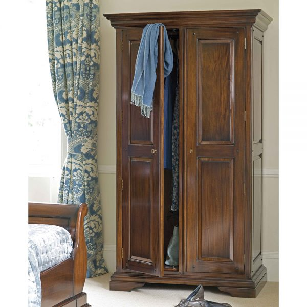 Normandie All-Hanging Double Wardrobe