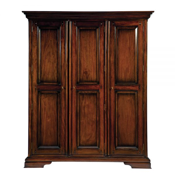 Normandie Triple Wardrobe