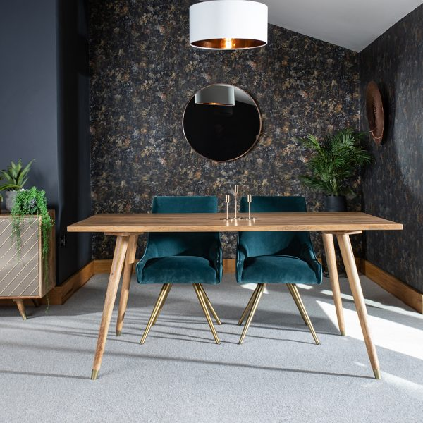 Talia 160cm Dining Table