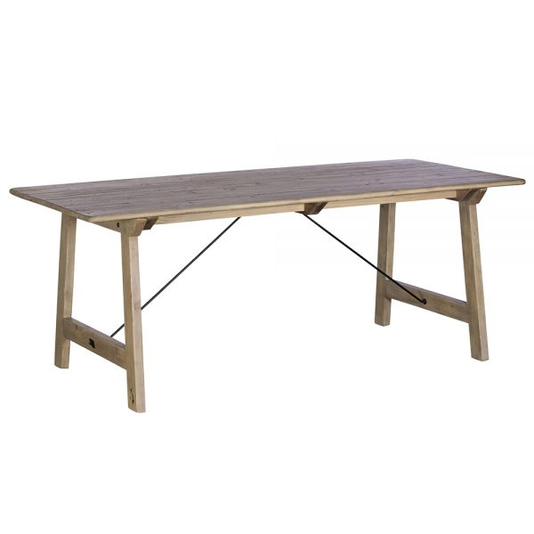 Valetta 160cm Dining Table