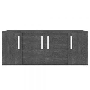 Bianca 4 Door Sideboard with central sliding doors