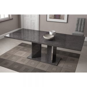 Bianca Dining Table with singular extension