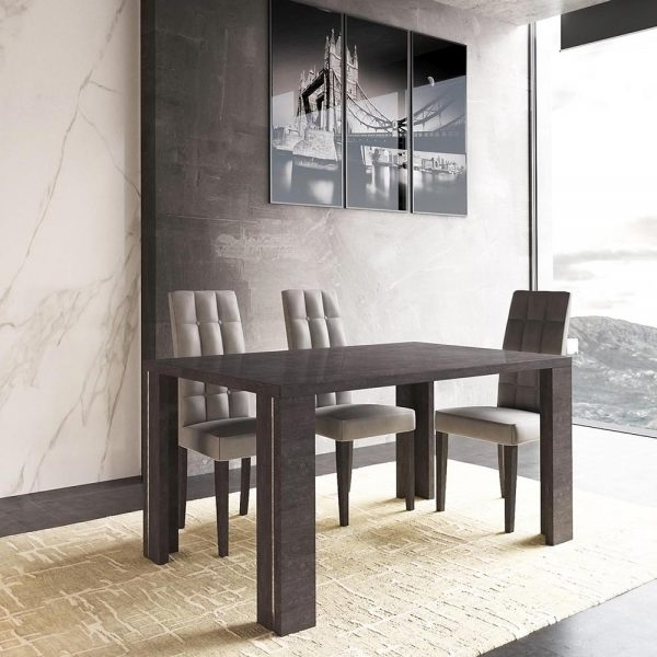 Fixed Dining Table 145cm x 90cm