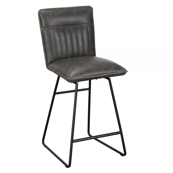 Cooper Counter Chair -Grey