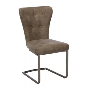 Oscar Dining Chair - Grey