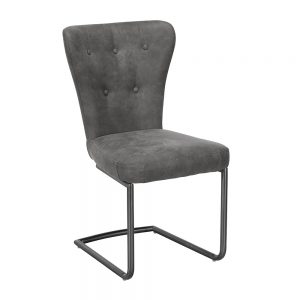Oscar Dining Chair -Silver