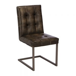 Rupert Dining Chair - Tan