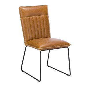 Cooper Dining Chair - Tan
