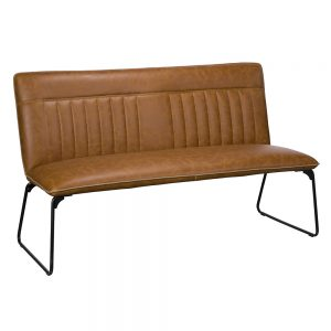 Cooper Dining Bench - Tan