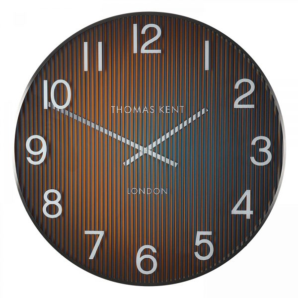 "30"" Liner Large Grand Clock Teal"