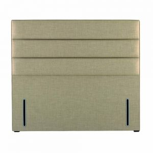 Small Single Shallow Headboard Standard Fabric