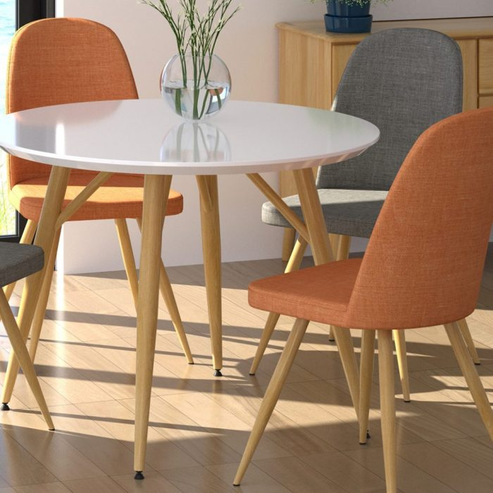 Contempo dining table and chairs