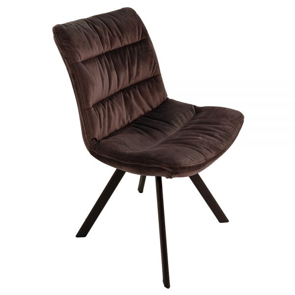 Paloma Dining Chairs - Charcoal Grey
