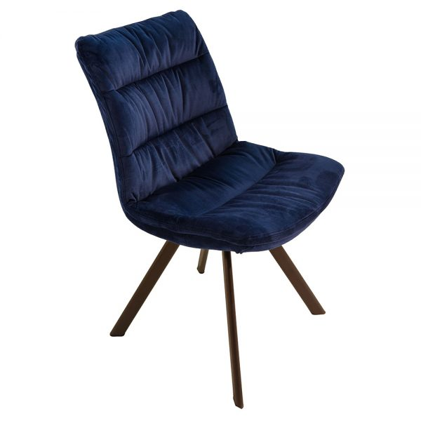 Paloma Dining Chairs - Royal Blue