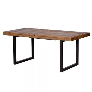 Kennedy 140cm-180cm Fully Extending Dining Table