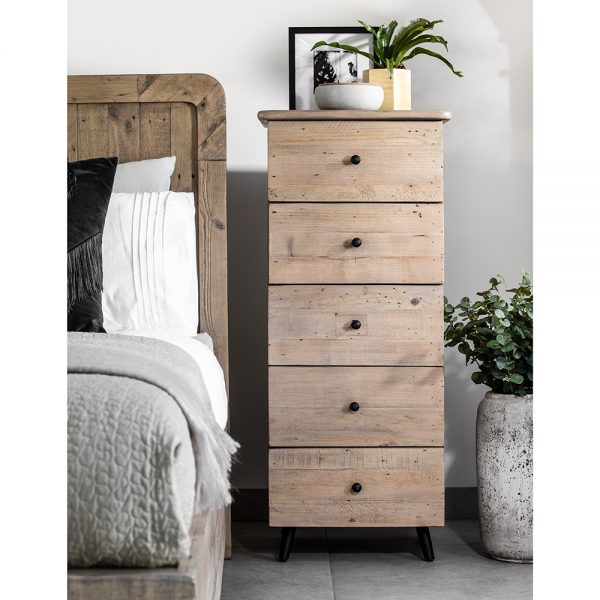 Valetta 5 Drawer Chest