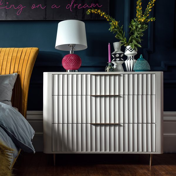 Lilly 3 Drawer Chest