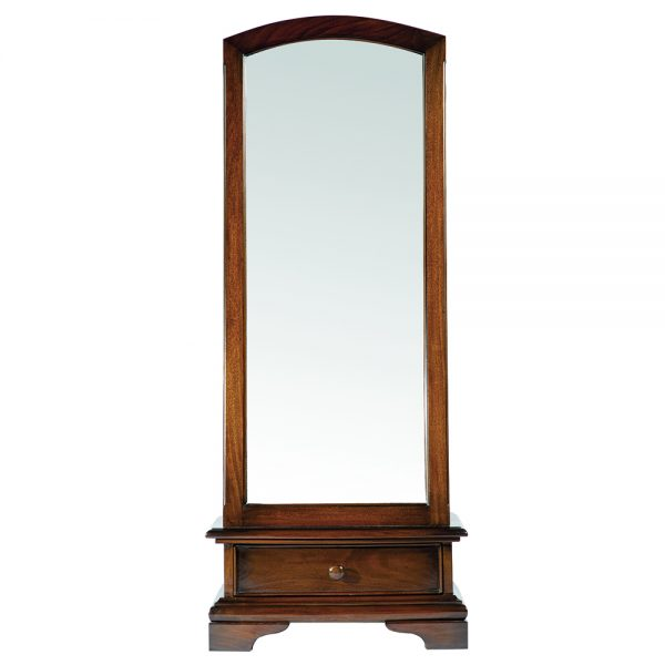Normandie Cheval Mirror
