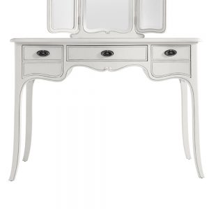 Classic Dressing Table without Mirror - Mist