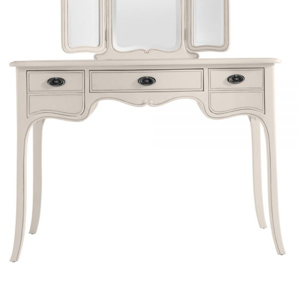 Classic Dressing Table without Mirror - Haze