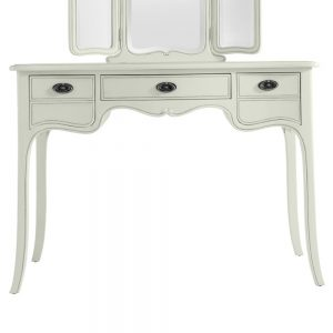 Classic Dressing Table without Mirror - Cloud